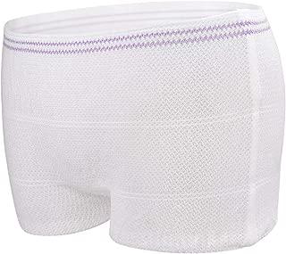 Disposable Postpartum Underwear Women Carer Maternity Mesh Panties Knit Briefs Breathable,Stretchy (XXX-Large, 20PCS)
