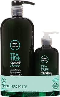 Tingle Head To Toe Tea Tree Special Set