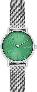Skagen Signatur Women's Green Dial Stainless Steel Analog Watch - SKW2869