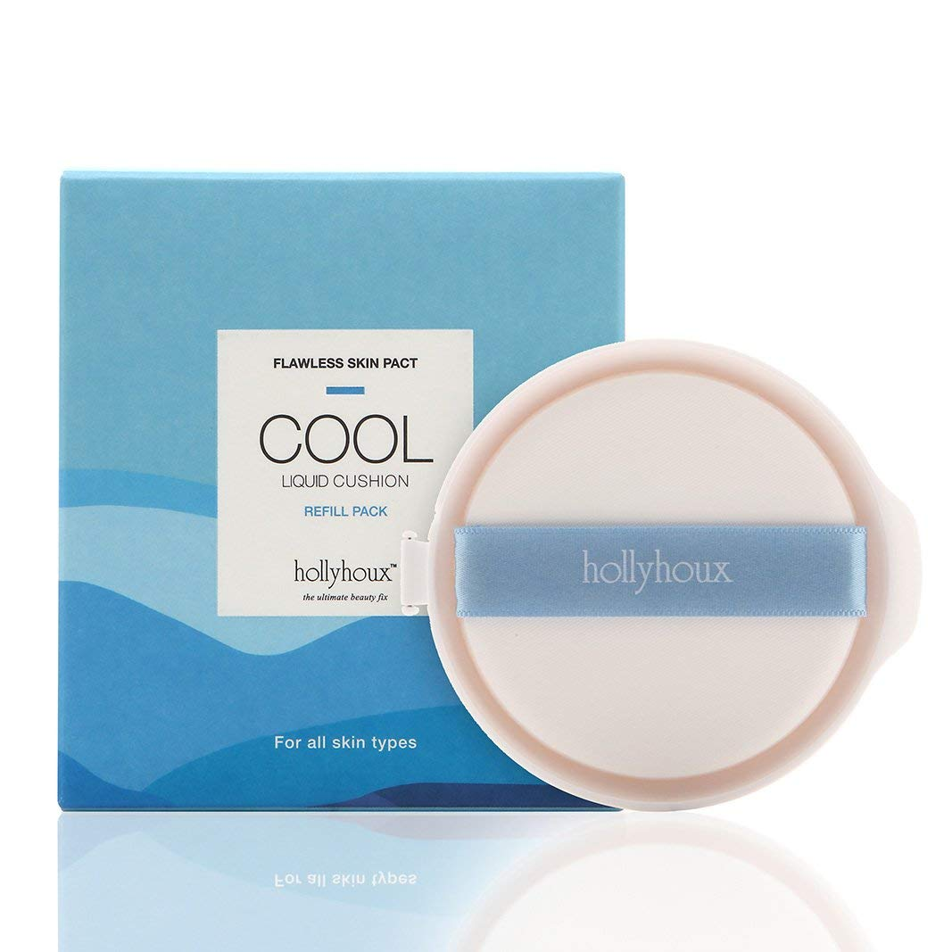 Cool Liquid Cushion Foundation Skin Pact price REFILL Flawles Free shipping on posting reviews - 20ml