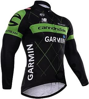 Strgao 2016 Men's Pro Racing Team Garmin MTB Bike Bicycle Cycling Long Sleeve Jersey Jacket