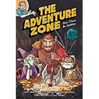 The Adventure Zone: Here There Be Gerblins Kindle Edition by Clint McElroy