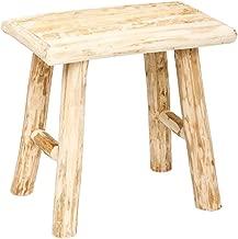 Amazon.es: banqueta madera