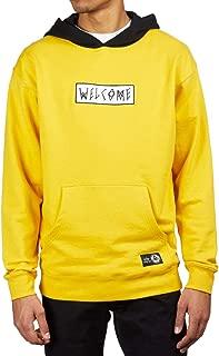welcome skateboards hoodie