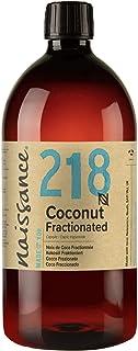 Naissance Kokosolie gefractioneerd (nr. 218) 1 liter (1000 ml) 100% zuiver