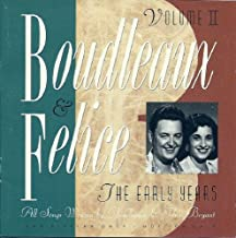 Boudleaux and Felice Bryant: The Early Years Vol. II