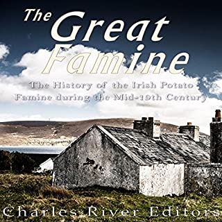 The Great Famine audiobook cover art