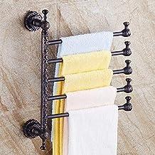 Fokky Badkamer Accessoires Bad Handdoek Ring Houder Handdoek Hanger Geen Boren Noodzakelijk voor Kasten Coat Robe Rack Zwa...