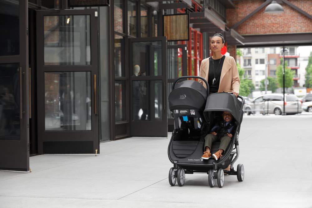 Baby Jogger City Mini 2 Double Stroller (Carbon)