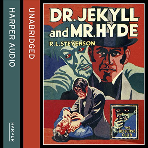 Strange Case of Dr Jekyll and Mr Hyde cover art
