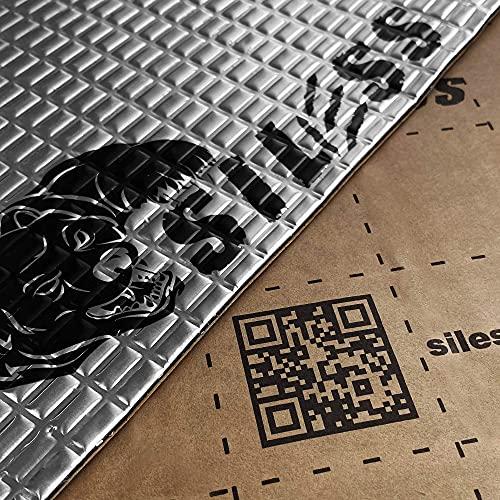 Sound Deadening mat 50 mil 52 sqft | Sound Deadener Mat | Car Sound...