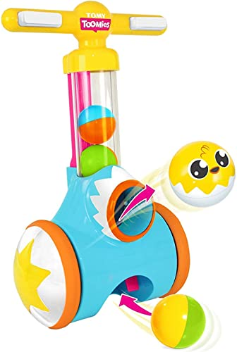 TOMY E71161 Pic N' Pop Toy, Multicoloured