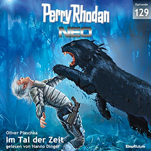 Im Tal der Zeit (Perry Rhodan NEO 129) audiobook cover art