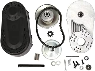Mophorn Torque Converter Go Kart Clutch Go Kart Clutch Set Torque Converter Kit Three Fourth Inch 10T 40 or 41 Chain