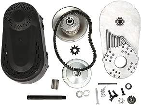 SMTHouse Torque Converter Go Kart Clutch Torque Converter Clutch Kit CVT 0.75 Inch Tav2 218353A Manco 10T 40 or 41 Chain Replacement (3/4