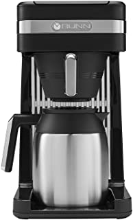 BUNN 55200 CSB3T Speed Brew Platinum Thermal Coffee Maker Stainless Steel, 10-Cup