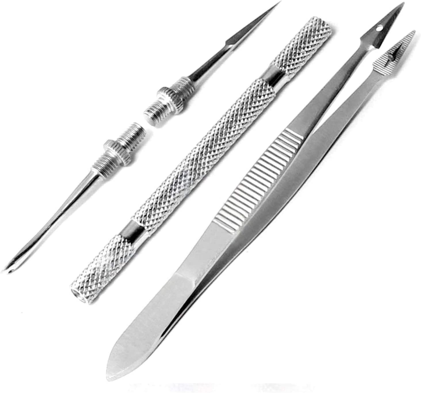 G.S Splinter Removal KIT EMS Forceps LIBERATOR Rapid San Jose Mall rise with