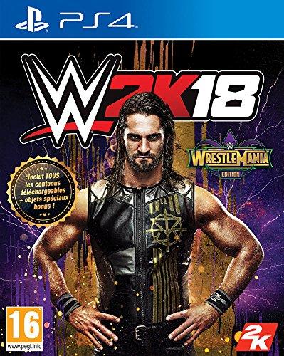 WWE 2K18 - édition Wrestlemania