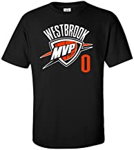 Cross-Over Clothing Black Oklahoma City Westbrook T-Shirt