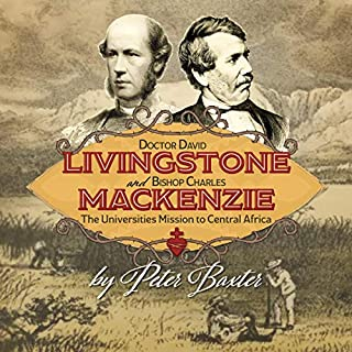 Doctor David Livingstone and Bishop Charles Mackenzie cover art
