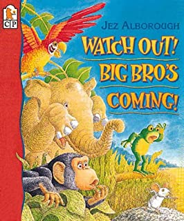 Watch Out! Big Bro's Coming! (Turtleback School & Library Binding Edition)