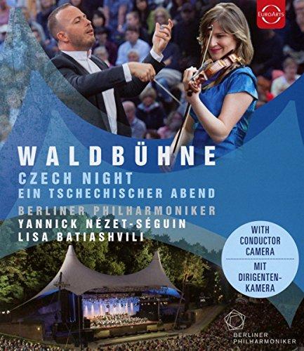 Waldbühne 2016 - Ein tschechischer Abend [Blu-ray]