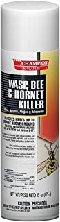 Champion 5108 Sprayon Wasp, Bee and Hornet Killer, 15-Ounce, 12-Pack