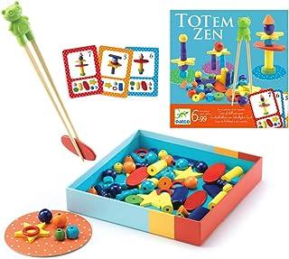 DJECO ジェコ トーテムゼン 【DJ08454】 おもちゃ 知育玩具 箸 練習 こども 男の子 女の子 6歳以上 プレゼント 誕生日 クリスマス おうち時間