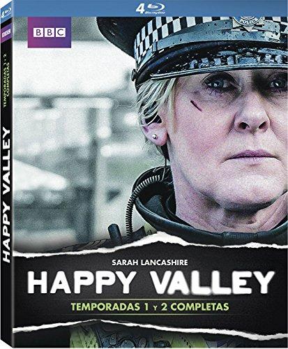 Happy Valley - Temporada 1-2 (4 BDs) [Blu-ray]