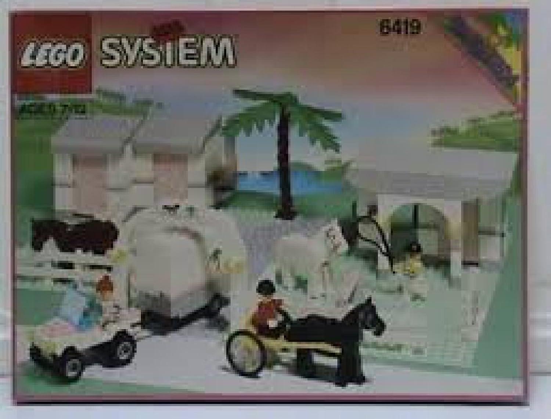 LEGO Town Set 6419 Paradisa Rolling Hektar Ranch