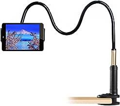 ZenCT Mobile Phone Holder Desktop Stand Goose-Neck Bracket Smartphones Holder Tablet Bracket 1 Meter Length for 4-11 Inch iPad Mini/iPad Air/iPad 2/3/4 / iPad pro10.5 / Kindle/Android/Switch