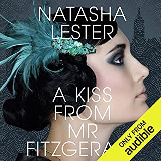 A Kiss from Mr. Fitzgerald cover art