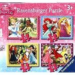 Ravensburger-Disney-Princess-Puzzle-per-Bambini-Multicolore-72-Pezzi-07397