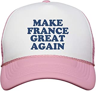 FUNNYSHIRTS.ORG Make France Great Again Hat: Snapback Trucker Hat