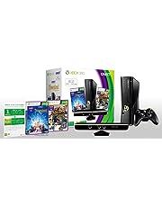 Xbox360 4GB + Kinect (Kinect:ディズニーランド・アドベンチャーズ同梱版)【メーカー生産終了】