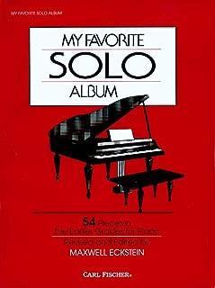 O3223 - My Favorite Solo Album - Piano
