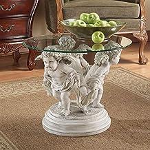 Design Toscano Bernini's Cherubs Coffee Table