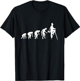 Chimney Sweep Evolution Fireplace Flue Cleaner Gift Tシャツ
