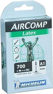 ミシュラン Michelin ラテックスチューブ 700C 仏式 AIRCOMP Latex A1 [並行輸入品]