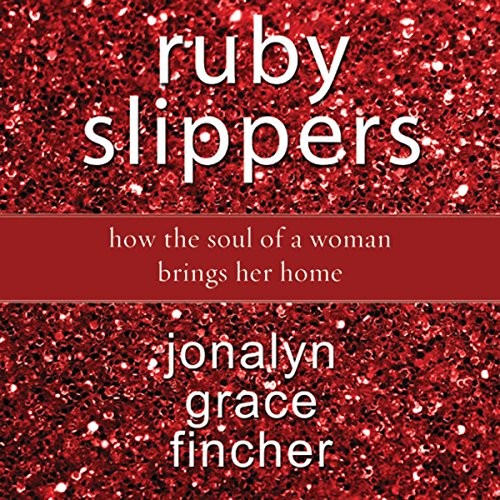 Ruby Slippers audiobook cover art