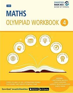 SBB Maths Olympiad Workbook - Class 4 (English Edition)