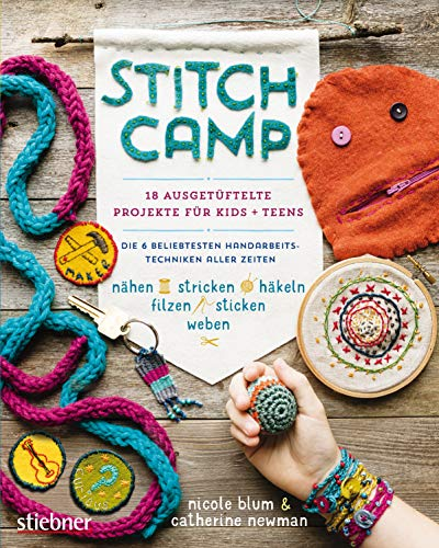 Stitch Camp - 18 ausgetüftelte P...