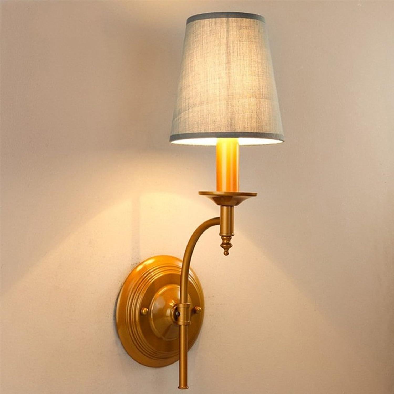 Más asequible Originalidad Originalidad Originalidad Lámpara de Parojo Antigua de la Personalidad Creativa cabecera del Dormitorio de la lámpara de Parojo del Pasillo de la Escalera Happy (Color   A)  venta mundialmente famosa en línea