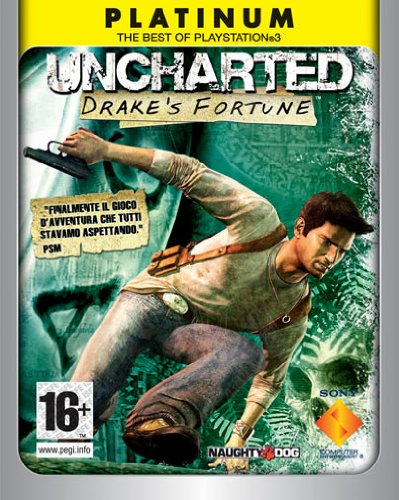 Uncharted: Drake's Fortune - Platinum Edition