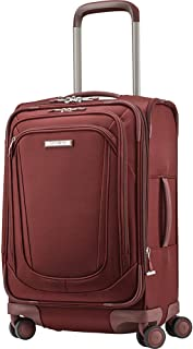 Silhouette 16 Expandable Spinner Carry On (Cabernet Red)