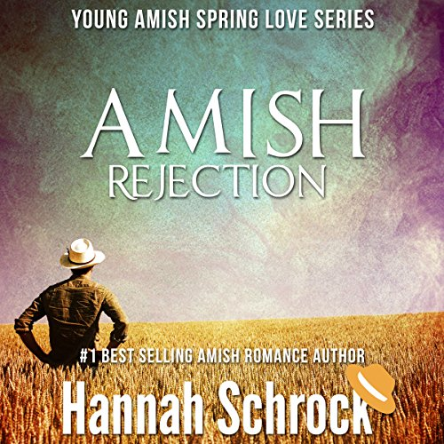 Amish Rejection audiobook cover art