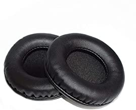 Learsoon Replacement Earpads Ear Pad Cushion Cover Compatible for Skullcandy Hesh Hesh 2 Headphones (Black)