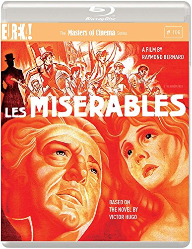 LES MISÉRABLES [ The Wretched ] (Masters of Cinema) (1934) (Blu-ray) [UK Import]