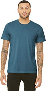 Bella + Canvas Unisex Crew Neck Triblend Short Sleeve Tee