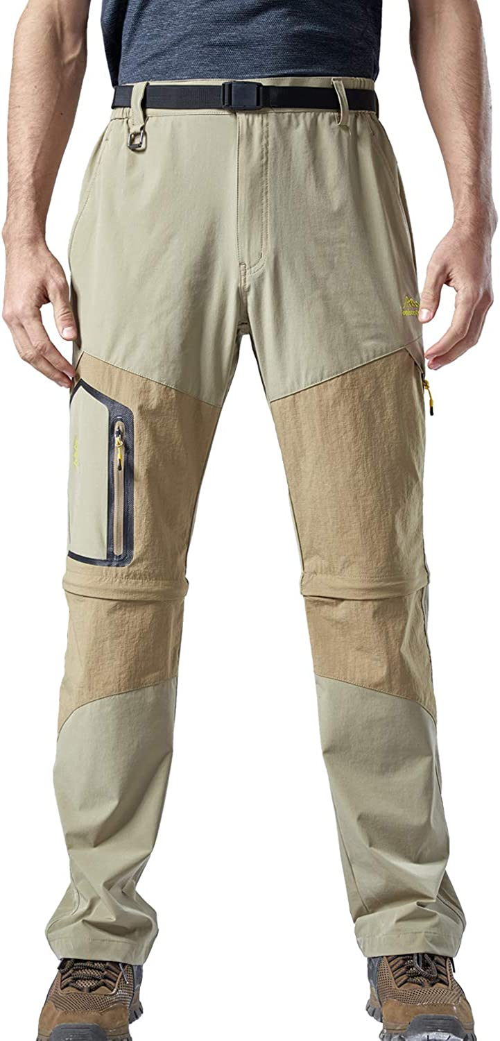 Apotemis Mens Hiking Pants depot Quantity limited Quick Dry Breath Lightweight Outdoor